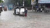 Met office forecasts heavy rainfall in Sylhet, Chittagong