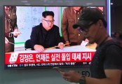 Kim Jong-Un appears to back off Guam threat
