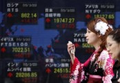 Asian stocks rise after Koreas, US make diplomatic overtures