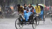 Heavy rainfall likely in 2 divisions