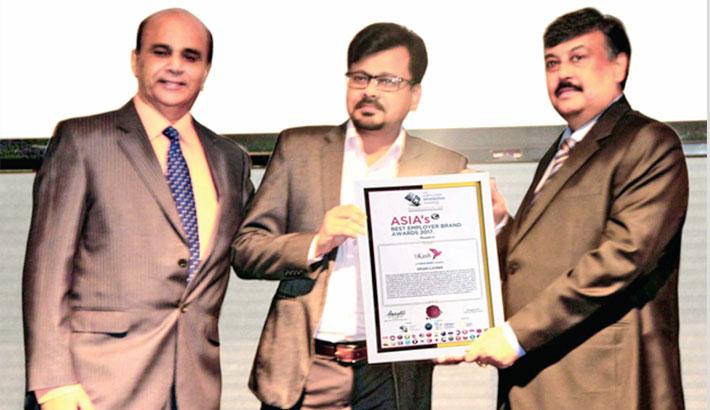 bKash gets Employer Brand Awards