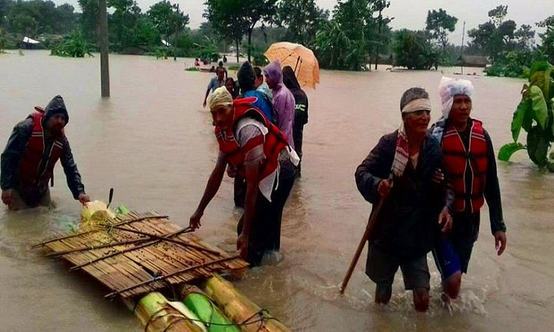 Toll in Nepal floods rises to 120