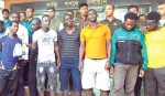 Many foreigners involved in crimes