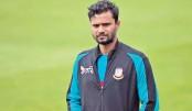 Mashrafe urges seniors to  step up in Australia Tests