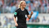 First female ref ready to whistle in Bundesliga