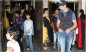 Hrithik Roshan, Sussanne Khan spend weekend with sons