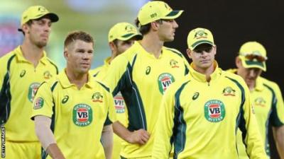 Australian cricket team due to arrive Friday