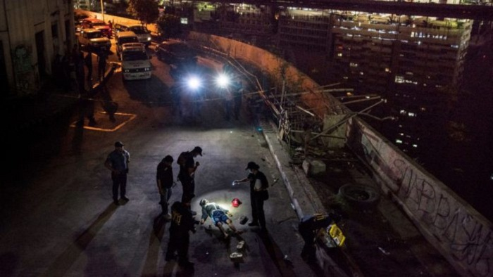 Philippine drug war sees 'bloodiest night' of deaths