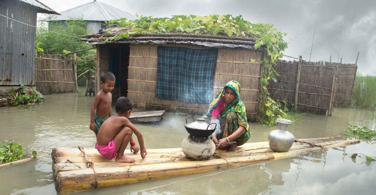 3 drown in Jamalpur floodwater