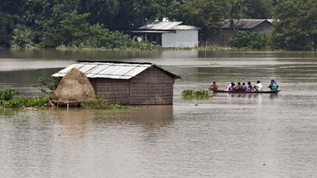 South Asia flood death toll climbs to 250