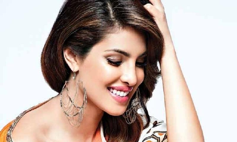 Priyanka Chopra is back in Mumbai to look for men