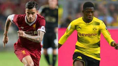 Coutinho, Dembele 'close' to battered Barca