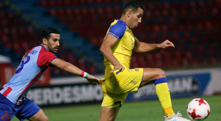 Iran footballer breaks silence over ban for playing Israelis