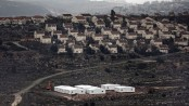 Israel freezes controversial settlement law