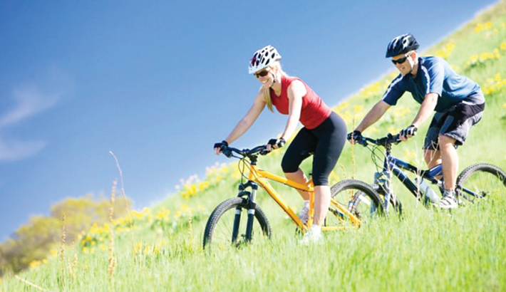 Get a Better Workout With Your Bicycle