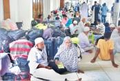 46,664 Bangladeshi pilgrims yet to arrive in Saudi Arabia for Hajj