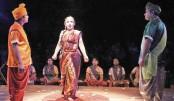Selim Al Deen Janma Utsab begins with staging of Chitrangada