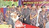 Jatiya Sangsad Whip Iqbalur Rahim MP