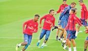 Neymar set for home bow