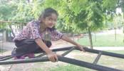 Please save my park:  Girl's plea to Modi