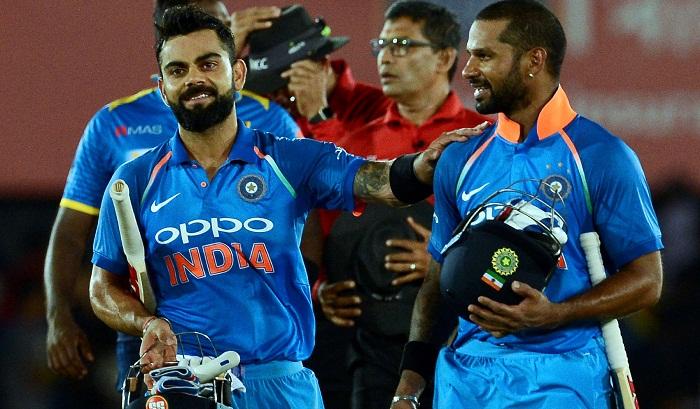 India power to 9-wicket ODI win over Sri Lanka
