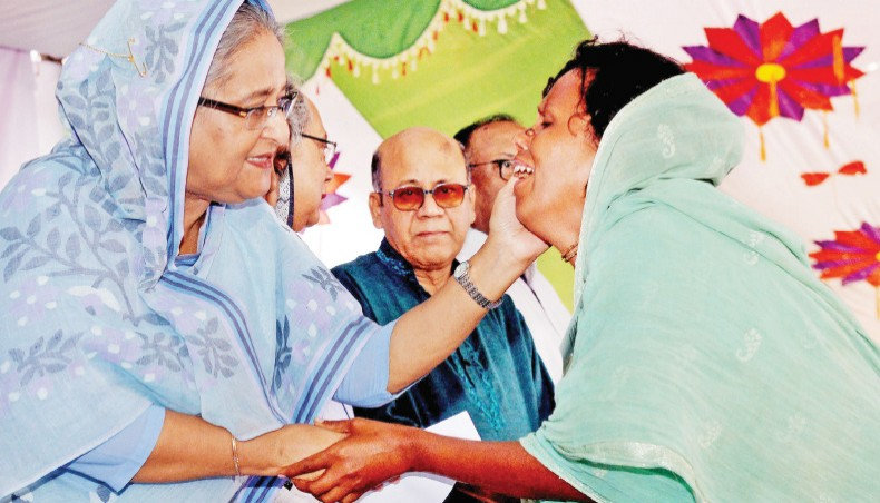 Prime Minister goes to flood-hit Kurigram, Dinajpur today