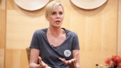 Charlize Theron dreams of AIDS-free S Africa