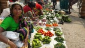 Chandpur's 'Bou Bazar' thrives on all-women sellers and buyers