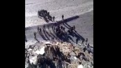 Video shows clashes of Indian, Chinese soldiers in Ladakh on August 15 (Watch)