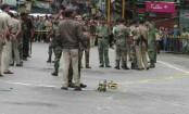 1 killed in crude bomb blast near Darjeeling