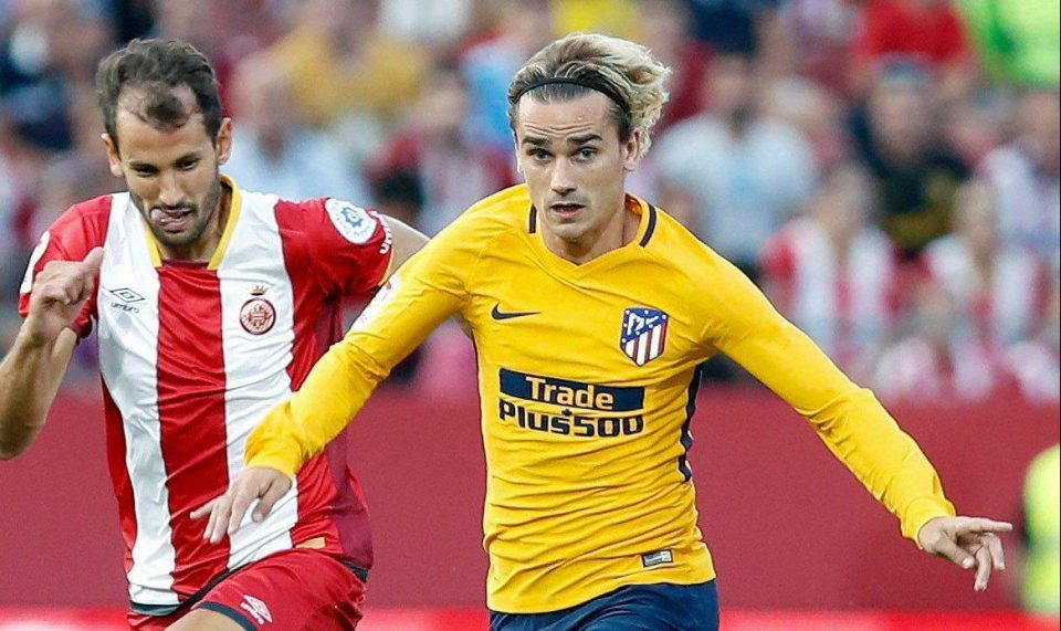 Atletico salvages 2-2 draw against newcomer Girona