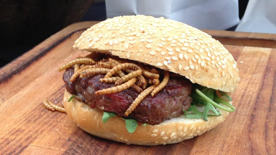 Insect burgers and mealworm balls to hit stores in Switzerland soon