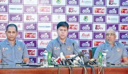 Nasir, Shafiul recalled in Test squad against Australia