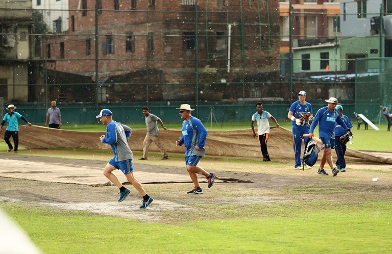 Australia's tour match in Bangladesh canceled after flooding