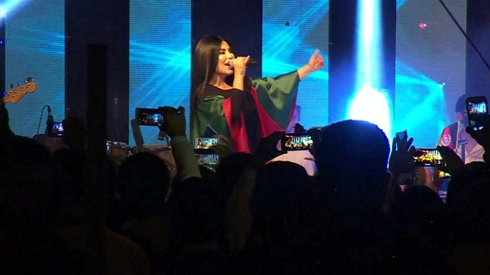 Kabul pop concert goes ahead despite threats