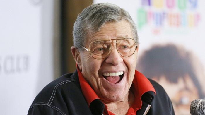 US comedian Jerry Lewis dies aged 91