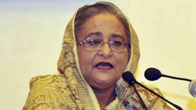 Prime Minister  slams Chief Justcie for comparing Bangladesh with Pakistan