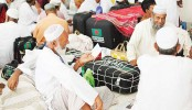 Over 90,000 pilgrims left for Jeddah so far