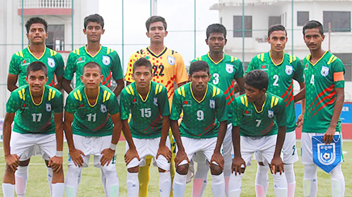 SAFF U-15 Champs: Bangladesh emerge group champions to reach semis