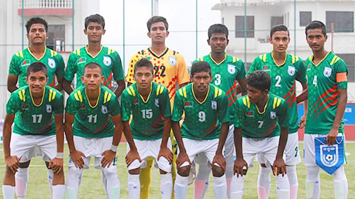 SAFF U-15 Champs: Bangladesh emerge group champions to reach semis