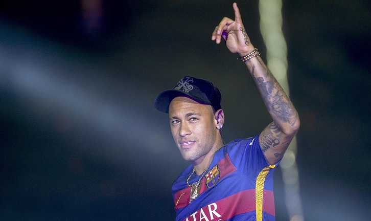 Barca seeking 8.5 million from Neymar over contract breach