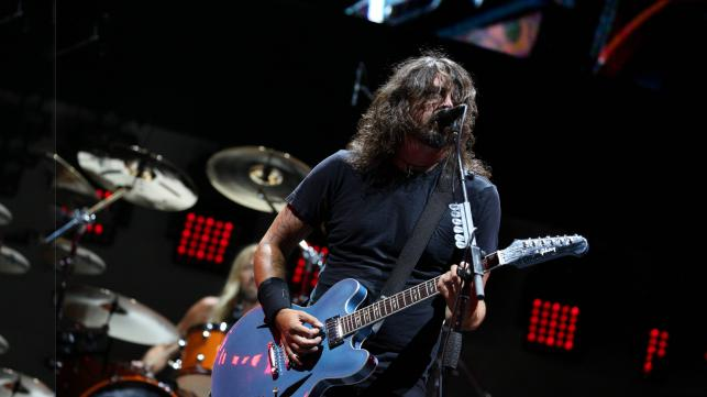 Foo Fighters follow 'Adele' blueprint