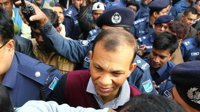High Court reading out verdict in Narayanganj 7-murder cases