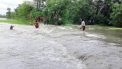 Flood situation maintains improving trend