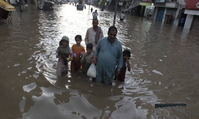 Heavy monsoon rain kills 24 people in Pakistan
