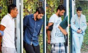 Imam planned to blow himself up in Barcelona, suspect says
