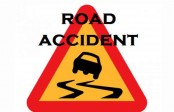 Van driver killed in city road accident