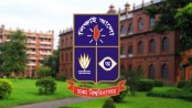 Dhaka University teachers donate one-day salary to flood victims