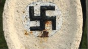 Canadian town refuses to remove Nazi symbols from park