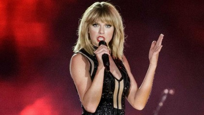 Taylor Swift's new album Reputation to release in Nov